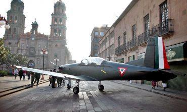 Hoy se celebra el Día de la Fuerza Aérea Mexicana