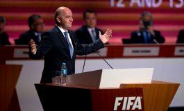 Gianni infantino asegura que para el Mundial 2026 alentará a que la sede sea compartida