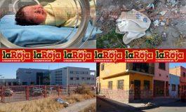 Tiran a Bebé a la Basura en la Julián Carrillo