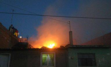 Olla de los frijoles provoca incendio en la colonia Salinas de Gortari