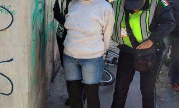 Mujer con problemas mentales detenida por agresión