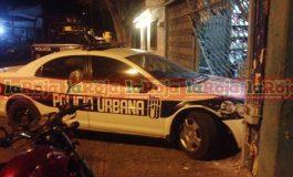 A Policías Urbanos ¡Les Robaron la Patrulla!