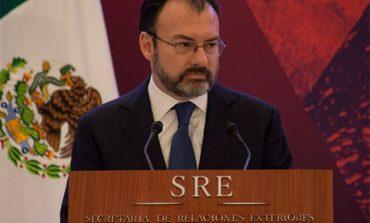 Hoy más que nunca, México está abierto al mundo: SRE