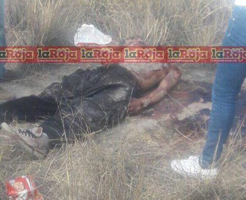 Torturado y Decapitado en Fracción Rivera