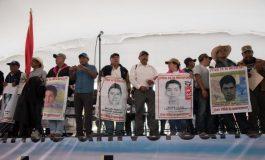 """CIDH ve una """"ruptura"""" de México en el caso Ayotzinapa"""