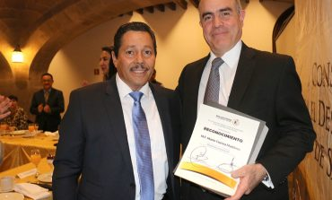 Alcalde Ricardo Gallardo refuerza coordinación con sector privado
