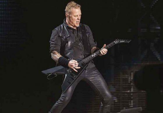 Metallica se siente en casa