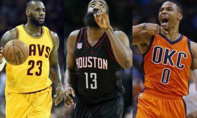 La dura batalla por el MVP en la NBA