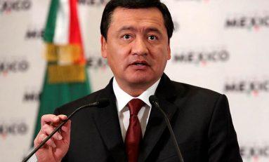 No dije que con $350 se podría vivir, pero si sí, ofrezco disculpas: Osorio Chong