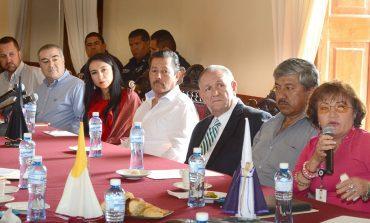Empresarios reconocen acciones de Ayuntamiento en el ordenamiento del Centro Histórico