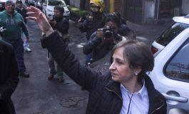 """""""Asesinan"""" en redes sociales a Carmen Aristegui"""