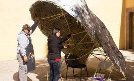 Ofrecen Taller de Cartonería en Casa de la Cultura de Soledad