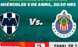 Listos los horarios de las semifinales de la Copa MX