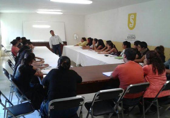 20 Jóvenes Participan en Curso de Lengua Náhuatl