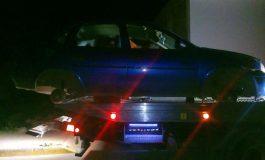 Localizan Desvalijado Auto con Reporte de Robo en la Rivas Guillén Norte