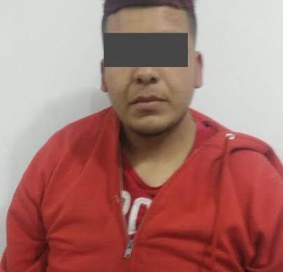 Asaltaba en la 21 de marzo a mano armada, ya fue detenido