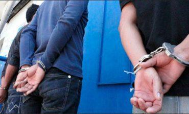 21 detenidos, saldo de la policía estatal durante festejos decembrinos