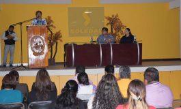 Ofrecen Conferencia por Día Internacional de la Mujer