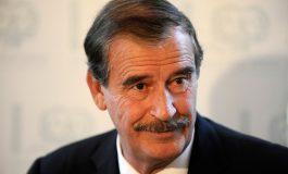 """""""Ya estamos domesticando a la bestia"""", dice Vicente Fox sobre Trump"""