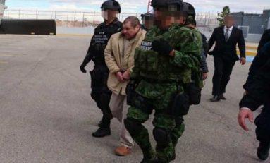EU propone analizar a extranjeros que defiendan a 'El Chapo'