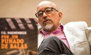 El crimen está en nuestra sangre: Francisco Hagheneck
