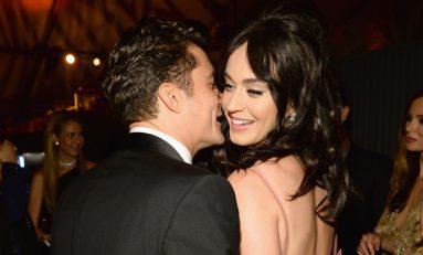 Truena Katy Perry con Orlando Bloom