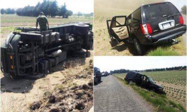 Se Enfrentan Militares Contra Ladrones de Combustibles en Puebla