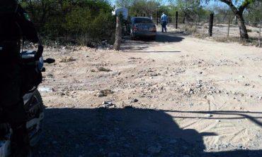 Identifican Restos Humanos en Villa de la Paz