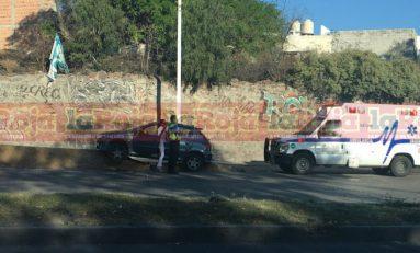 Otro Accidente en el Río Santiago, Fémina Impacta Contra Guarnición