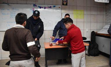 Continúa el Operativo Mochila en Escuelas de Soledad