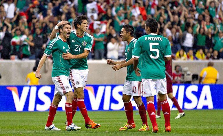 México cae un lugar el ranking de FIFA, arriba de Alemania