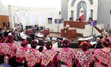 Congreso Aprueba Declaratoria de Patrimonio Cultural Intangible al Ritual de Voladores de Tamaletom