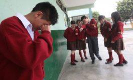 El Bullying en México lo sufren los alumnos con peores calificaciones