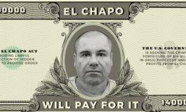 """Ahora quieren que """"El Chapo"""" pague muro"""