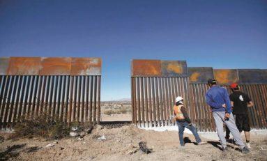 """""""Muy pronto"""", decisión final sobre construcción del muro: Donald Trump"""