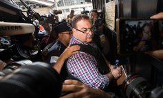 """""""¡Hijo de la gran p...!"""", hasta los maras insultaron a Javier Duarte"""