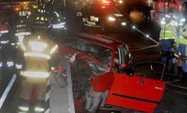 Fatal choque en Tlalpan, 3 muertos