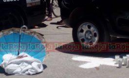 Identifican auto que atropelló a niña en El Palmar