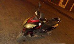 Localizan motocicleta con reporte de robo