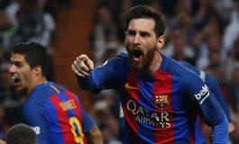 Messi calla al Bernabéu, con doblete fulmina al Real Madrid
