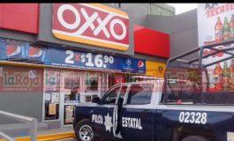 Oxxos, asaltos rápidos y a conveniencia