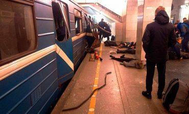 Terror en el metro de San Petersburgo