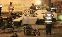 Al Reclusorio Sur, conductor del BMW que chocó en Reforma