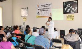 DIF de Soledad entregó apoyos funcionales y sillas de ruedas