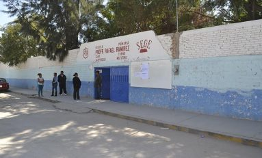 Coordinación entre autoridades y padres de familia han inhibido robos en escuelas