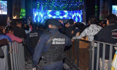 Se mantiene saldo blanco en la Feria Nacional de la Enchilada