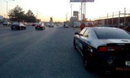 9 accidentes viales y 3 personas detenidas por estado de ebriedad, saldo de fin de semana