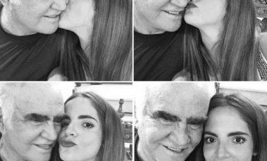 Vicente Fernández será bisabuelo
