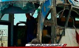 Atacan autobús con cristianos, hay 26 muertos