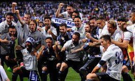 Real Madrid gana en Málaga y levanta su título de liga 33